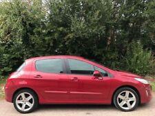 Peugeot 308 1.6 HDI sport diesel 5 door spares or repairs