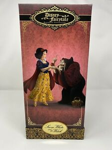 Disney Fairytale Collection Limited To 364/6000 Snow White & the Witch Hag Doll