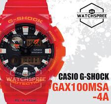 Casio G-Shock G-LIDE Summer Version GAX-100 Series Watch GAX100MSA-4A