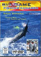DVD - BIG GAME FISHING KANAREN.....von Torsten Ahrens ! NEU !
