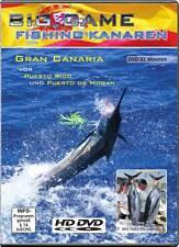 DVD - BIG GAME FISHING KANAREN.....von Torsten Ahrens ! NEU !