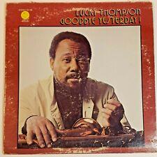 Lucky Thompson – Goodbye Yesterday! (Groove Merchant – GM 508) Vinyl LP 1973