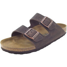 Birkenstock Arizona Unisex Sandale dunkelbraun (habana)