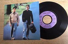 45 tours BOF Rain Man Dustin Hoffman Tom Cruise Iko Iko The Belle Stars M-