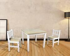 FoxHunter Enfants Table Et Chaise Set - Enfants Chambre Meuble Loisirs Créatifs