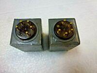 2 Vintage Unused  Hadley 12321 Audio Preamp ? Transformers Tube Type !