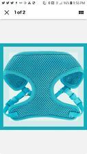 Top Paw Turquoise Blue Comfort Mesh Dog Harness XS