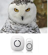 Smart Forrinx Digital AC Wireless Remote Access Control Home Office Doorbell