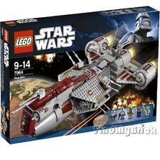 Lego Star Wars 7964 Republic Frigate - Authentic Factory Sealed Brand NEW
