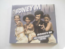 Boney M - In Concert 1979 CD NEW / STILL SEALED FREE S&H LONG OOP!!!