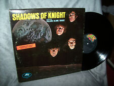 """Shadows of Knight  """"Shadows of Knight""""    PROMOTIONAL COPY    1968    Super K"""