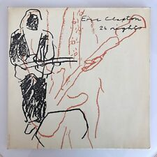 ERIC CLAPTON 2lp - 24 Nights 1991 Reprise  original Germany .