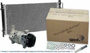 Global Parts Distributors 9611257A A/C Compressor For 13-18 Chevrolet Sonic
