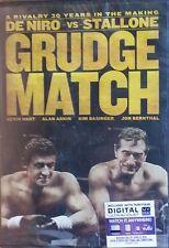 Grudge Match (DeNiro- Stallone)   DVD & DIGITAL UV  BRAND NEW