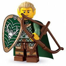 #9 LEGO Minifig series 3 8803  Elf wow lotr games city