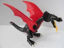 Playmobil Castle/Knight/Fairytale theme extra: Black & Red Dragon NEW