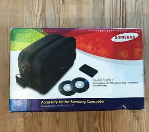 Samsung Accessory Kit for Camcorder carrying case Battery Pack BRAND NEW!!!
