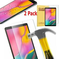 """2-Pack For Samsung Galaxy Tab A 10.1"""" 2019 SM-T510/T515 Screen Tempered Glass"""