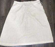 Gudrun Sjoden Sjöden Maxi Skirt Plus Size XL 100 % Linen