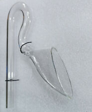 Aquascaping Glass Lily Pipe Voilet Inflow Outflow R Shape ADA Style (UK)