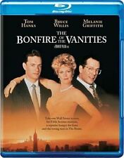Bonfire of The Vanities 883929245598 With Tom Hanks Blu-ray Region 1