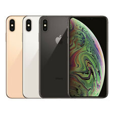 Nuevo Apple iPhone XS Max (A2101) 6.5 pulgadas 512GB Dual 12MP cámaras LTE Desbloqueado