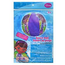 "Inflatable Beach Ball 20"" Disney Doc McStuffins Girl Age 3+ NEW"
