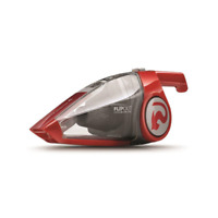 Dirt Devil BD10320B Red Handheld Vacuum Cleaner Missing Flip out Tool & Charger