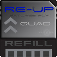 REASON REFILLS RE-UP QUAD RACK EXTENSION PATCHES FOR ROB PAPEN'S QUAD RE REASON
