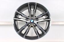 NEU 1x Original BMW X5M F85 X6M F86 20 Zoll Alufelge 611 M bicolro 2284650 10J