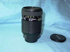Nikon  AF  NIKKOR   70- 210 mm