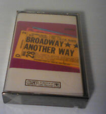 Broadway Another Way- Various Artists 1974 Cassette Tape - SEALED