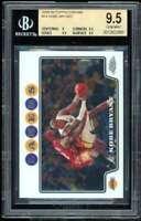 Kobe Bryant Card 2008-09 Topps Chrome #24 BGS 9.5 (9 9.5 9.5 9.5)