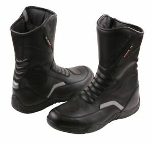 Modeka Blaker Motorcycle Boots Tourenstiefel Waterproof Touring all Weather