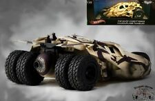 Hot Wheels The Dark Knight Rises Camouflage Tumbler Batman 1:18 Scale Diecast