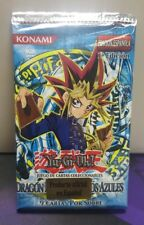 YU-GI-OH! LEGEND OF THE BLUE EYES WHITE DRAGON SEALED BOOSTER PACK [SPANISH]