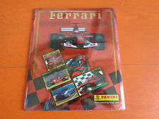 ALBUM FIGURINE PANINI FERRARI STICKERS EDIZIONE D TEDESCO SIGILLATO SEALED