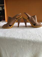 Hugo Boss Leather Sandals Size 7UK