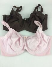 Love Your Curves 34 H Women's Lace Bras Lot Of Two, 126577 BB1