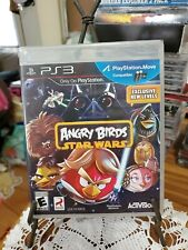 Angry Birds Star Wars (Sony PlayStation 3, 2013) BRAND NEW UNOPENED