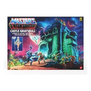 MATTEL Masters of the Universe Origins CASTELLO Castle GRAYSKULL DISPONIBILE!!