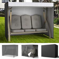 Heavy Duty Waterproof Swing Seat Cover Garden Patio 3 Seater Hammock Protection