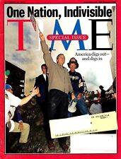 """TIME MAGAZINE""  ~ (9/24/2001) ~  *** SPECIAL ISSUE ***"