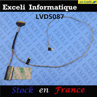 LCD LED LVDS VIDEO SCREEN CABLE NAPPE DISPLAY P/N: DD0Y62LC010 HP Pavilion 13z-a