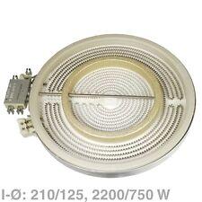 RADIATORI HiLight Ceran EGO 1051213034 10.51213.034 BSH 356260 2200w/750w