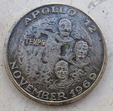 Medaglia Commemorativa APOLLLO 12 - Novembre 1969 serie Tempo
