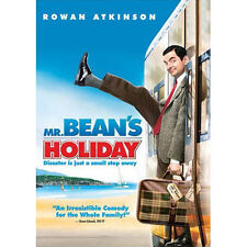 MR. BEAN'S HOLIDAY (DVD, 2007, Widescreen) Like New / Free Shipping