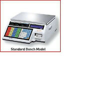 CAS CL5000B Label Printing Scale - Brand New! FREE LABELS!!
