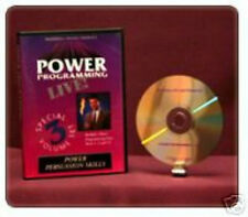 MARSHALL SYLVER - PASSION PROFIT POWER PROGRAMMING LIVE - HYPNOSIS NLP MSRP $199