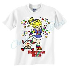 Rainbow Brite Custom T-shirt - Infant, Toddler, Youth, Adult Sizes Available